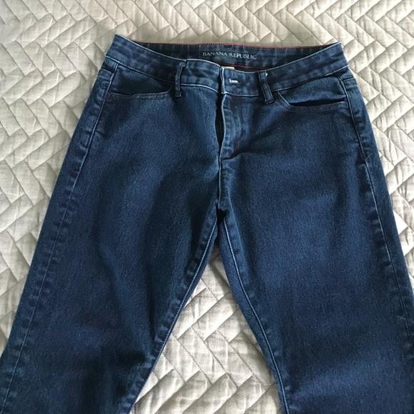 Banana Republic Pants - Banana Republic skinny jeans